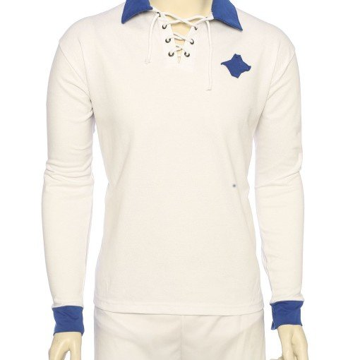 Koszulki polo w stylu retro wiązane
